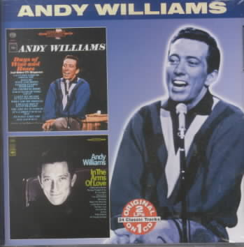 DAYS OF WINE AND ROSES/IN THE ARMS OF BY WILLIAMS,ANDY (CD)